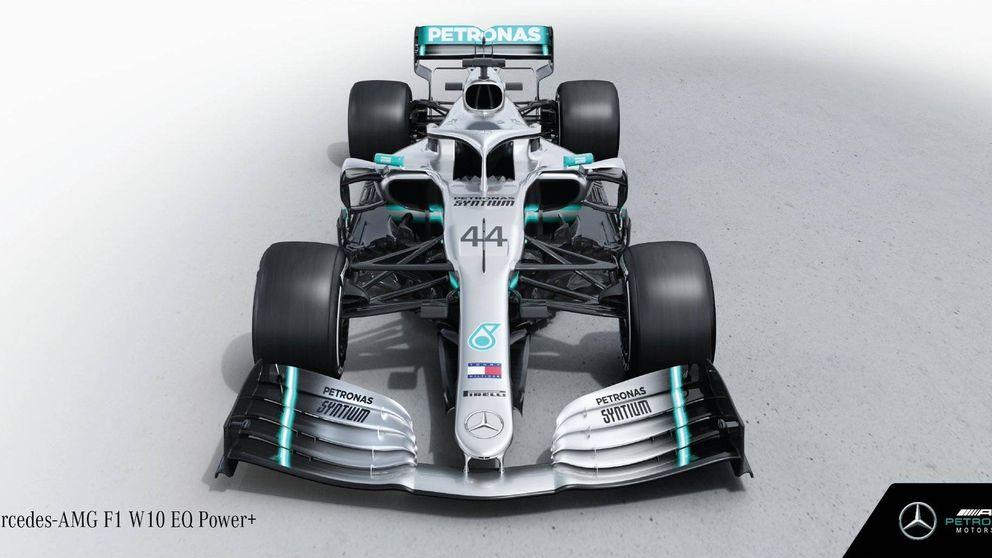 Por qué el nuevo monoplaza de Mercedes da miedo a sus rivales