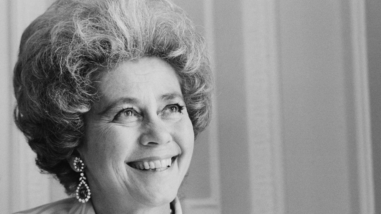 La reina Federica de Grecia en 1969. (Getty)