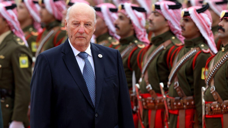 El rey Harald, en una imagen de archivo. (Reuters)