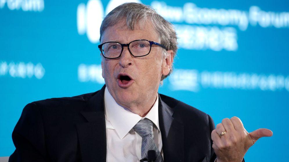 Foto: El magnate estadounidense Bill Gates. (Reuters)