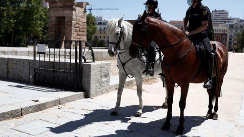 184.178 multas y 1.410 detenciones en Madrid durante el estado de alarma