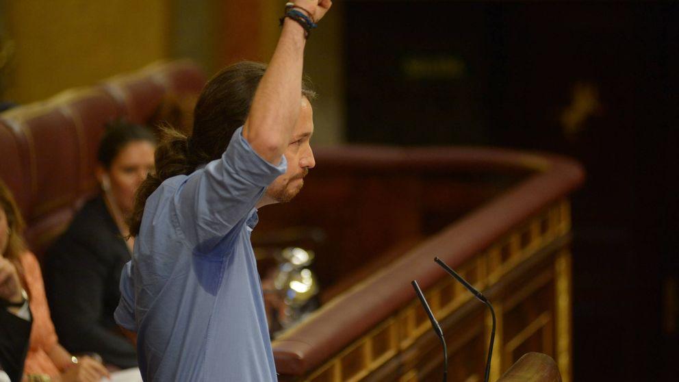 De la axila de Pablo Iglesias al look de boda de Sánchez-Camacho: los 7 'oops' de la investidura