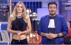 Xavi Rodríguez: Está claro que algo hicimos mal con Melody