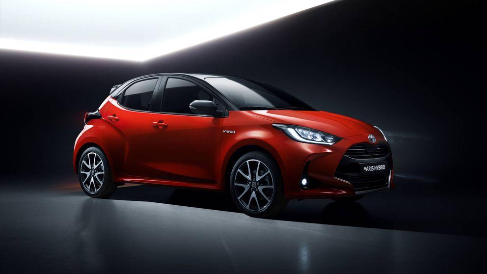 El nuevo consumo del renovado Toyota Yaris, el coche híbrido un 20% más eficiente