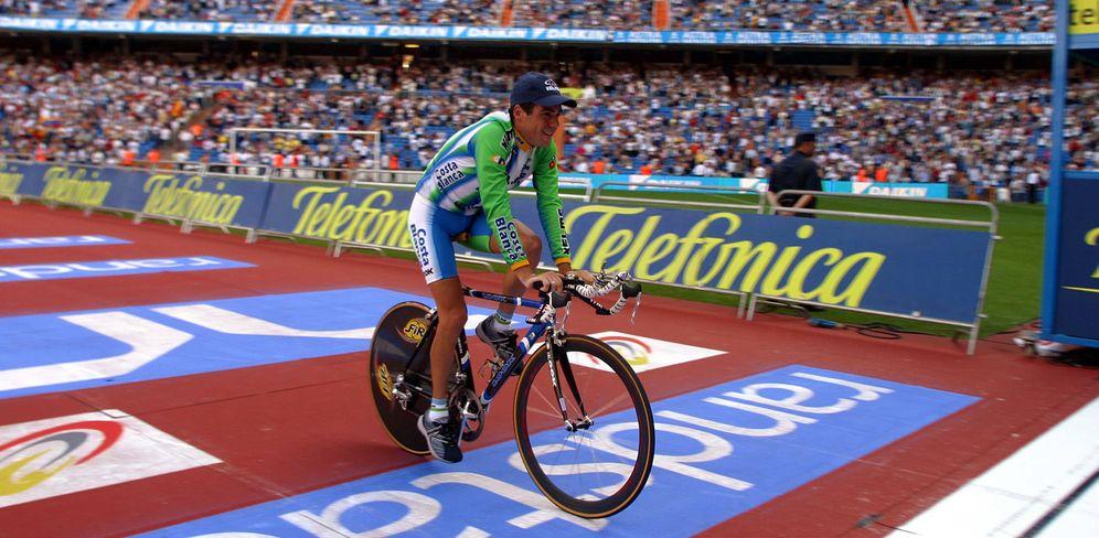 Foto: En la imagen, Aitor González, ex ciclista que fue detenido hace unos días al verse involucrado en un robo (Reuters)