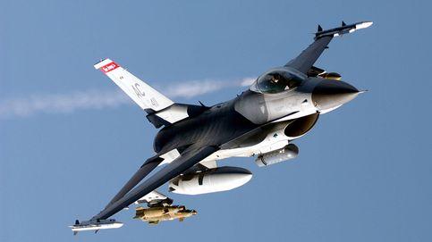 El gran secreto del 'viejo' F-16: por qué EEUU o Turquía lo mantienen y otros lo quieren