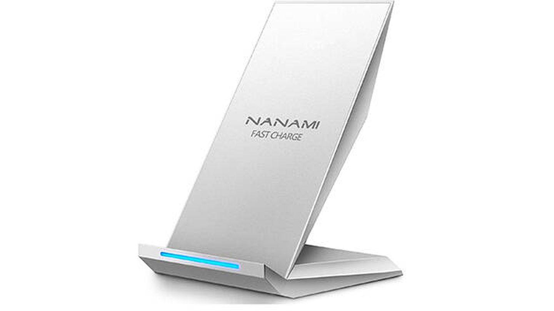 Cargador inalámbrico con antideslizante de Nanami