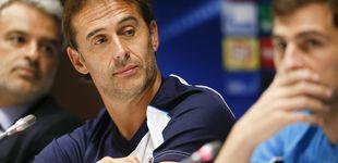 Post de Lopetegui dice que no cierra la puerta a Casillas, pero llama antes a 5 porteros