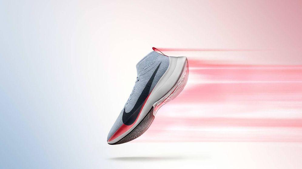 Foto: Las Nike Zoom Vaporfly Elite (Nike)