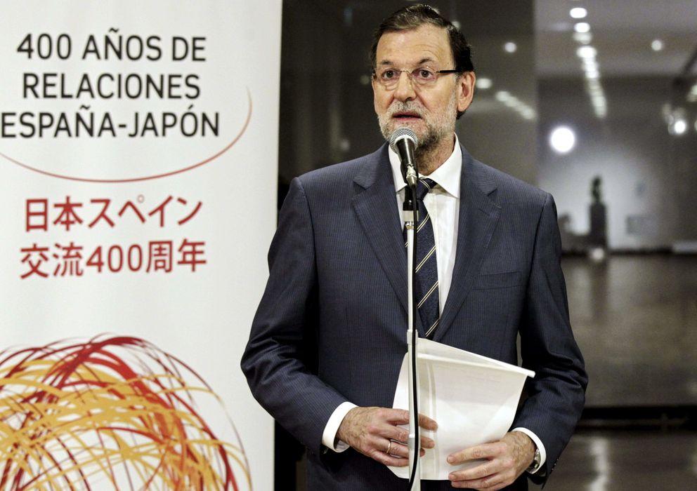 Foto: El presidente del Gobierno español, Mariano Rajoy