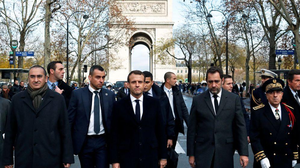 Foto: El presidente Emmanuel Macron. (Reuters)