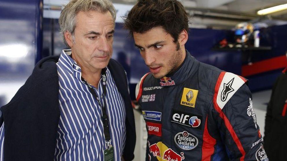 Las confesiones de Carlos Sainz, los piques con su padre y cómo empieza a superarle