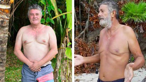 Así han cambiado los concursantes de 'Supervivientes' desde que están en la isla
