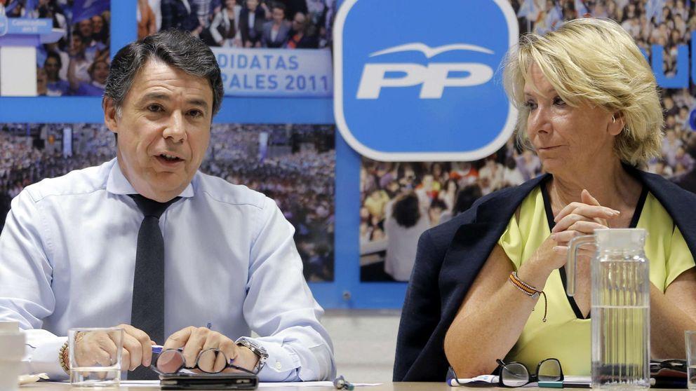 Rajoy aparca Madrid mientras se diluye el dúo Aguirre-González
