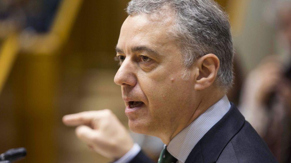 La inestabilidad obliga a Urkullu a cancelar su emisión de bonos verdes por 500 millones