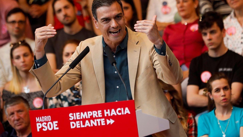 Sánchez pide a las mujeres vetar a quienes quieren sumar para restarles derechos
