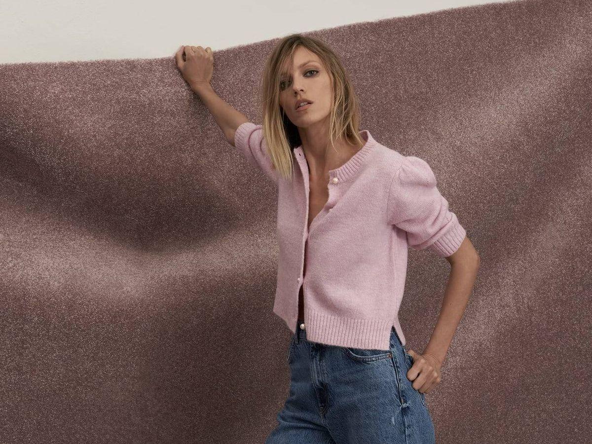 Foto: Esta chaqueta de punto de Zara puede seducirte tengas la edad que tengas. (Cortesía)