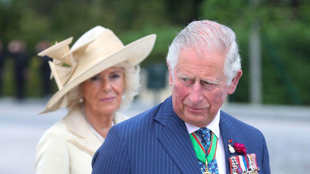 Foto: Carlos de Inglaterra y Camilla Parker en una imagen de archivo. (EFE)