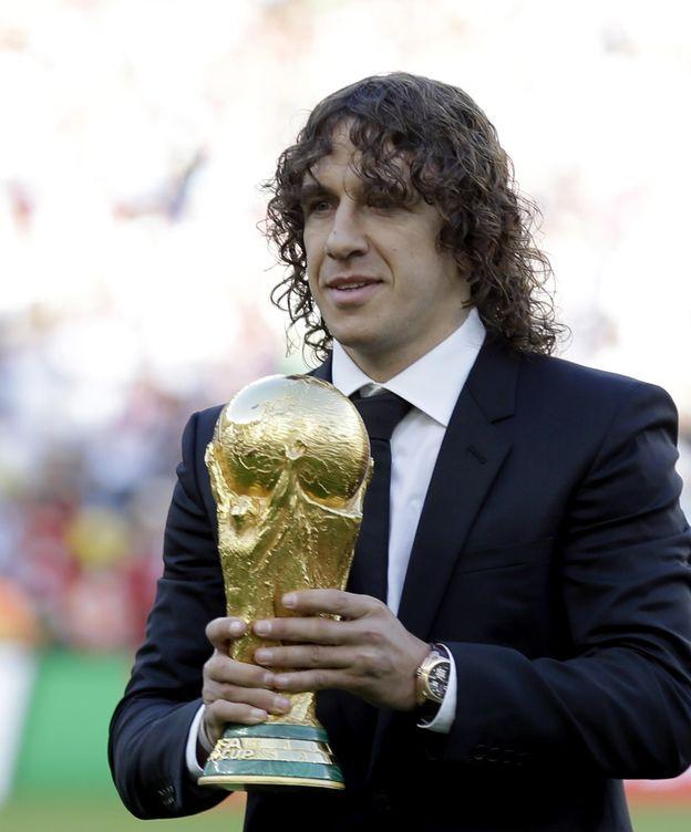 Premios Laureus: Carles Puyol no descarta entrenar... e incluso ...