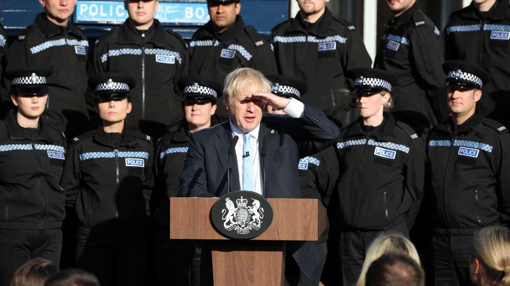 Foto: El primer ministro británico Boris Johnson. (Reuters)
