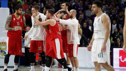 Las opciones del Madrid para acabar cuarto y tener ventaja de campo en Euroliga