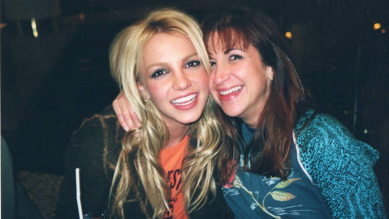 Britney Spears junto a Felicia Culotta (Fuente: Odisea)