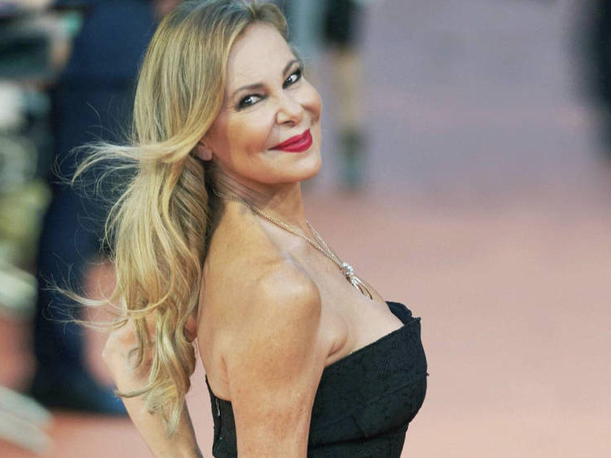 Foto: Ana Obregón, en una imagen de archivo. (CP)