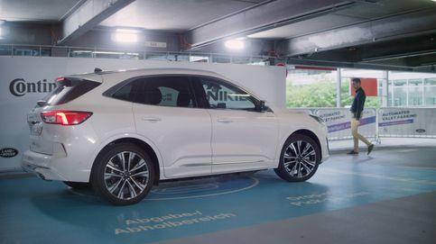 Ford y su aparcacoches automático harán que aparcar se realice mediante una app