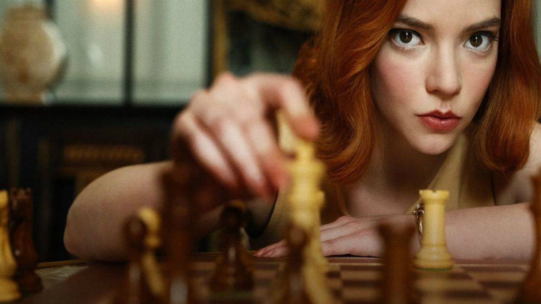 'Gambito de dama' (Netflix)