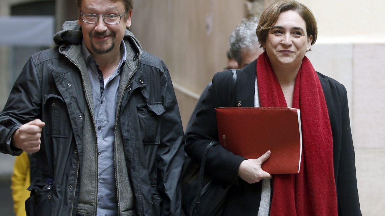 Podem aprueba ir en coalición con el partido de Colau y Domènech el 21-D