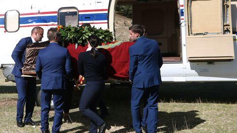 La exhumación de Franco del Valle de los Caídos, en imágenes