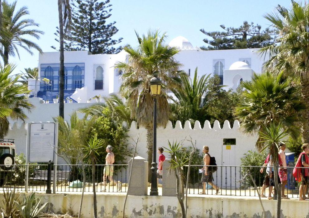 Foto: Residencia de Las Cañas (Gtres)