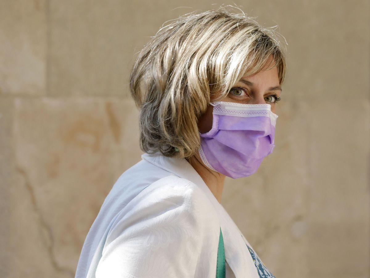 Foto: La 'consellera' de Sanidad de Cataluña, Alba Vergés. (EFE)