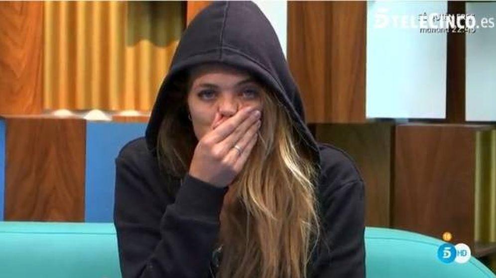 Foto: Alyson, arrepentida de su 'edredoning' en 'GH VIP 5'