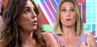 Post de 'Deluxe': Anabel tira al suelo una teoría de Cristina Soria sobre Isabel Pantoja