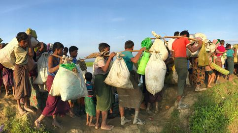 Refugiados en Bangladesh