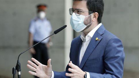 Aragonès quiere que Cataluña sea sujeto político internacional esta legislatura