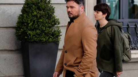 ERC, sobre la boda de Gabriel Rufián con una periodista: Eso es mentira
