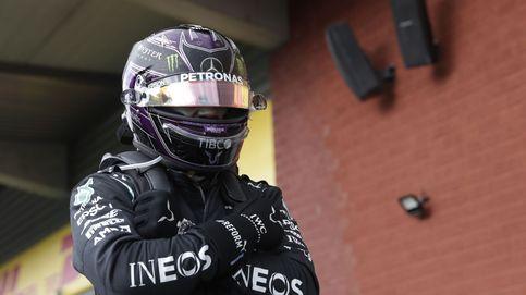 Fórmula 1: Victoria de Hamilton en un GP en el que Carlos Sainz no tomó ni la salida