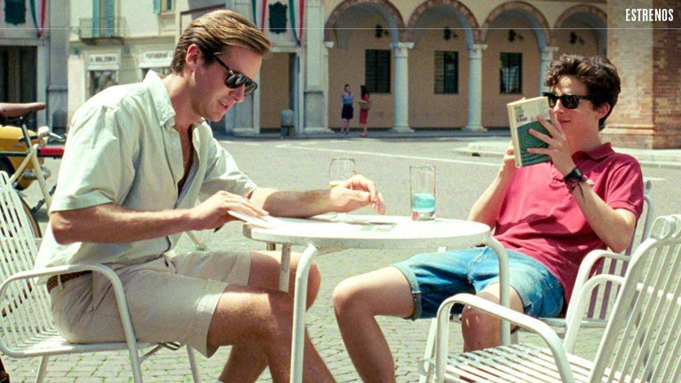 'Call Me By Your Name': un primer amor homosexual que apunta al Oscar