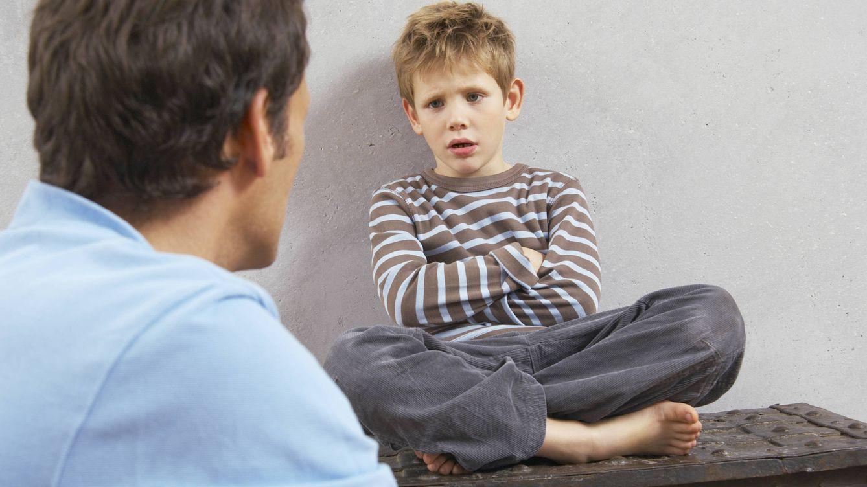 La manera más efectiva de que tu hijo escuche todo lo que le dices
