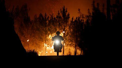 Fuego en Portugal