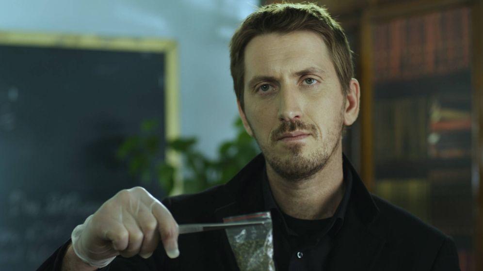 Foto: Kirill Käro, protagonista de la serie 'The Sniffer'. (Mediaset)