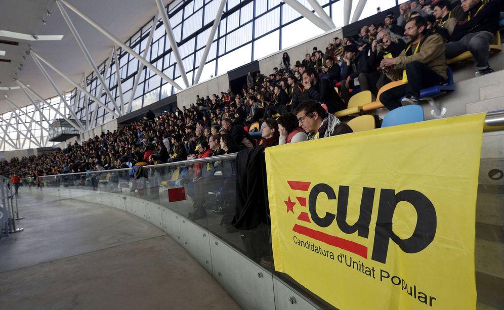 Foto: Asamblea de la CUP de diciembre de 2015. (EFE)