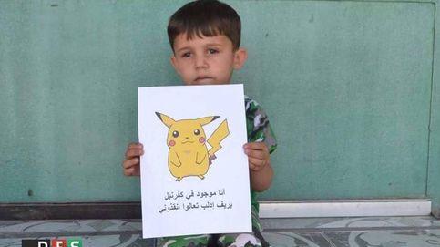Niños sirios piden ayuda: Hay muchos Pokémon en Siria, ven y sálvame