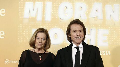 Actores, políticos y familia… Nadie faltó a la 'gran noche' de Raphael