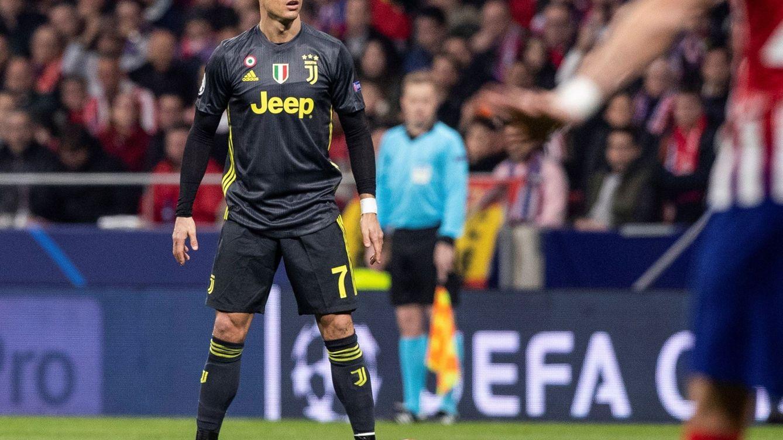Cristiano Ronaldo es ya el segundo peor lanzador de faltas de la historia de la Serie A