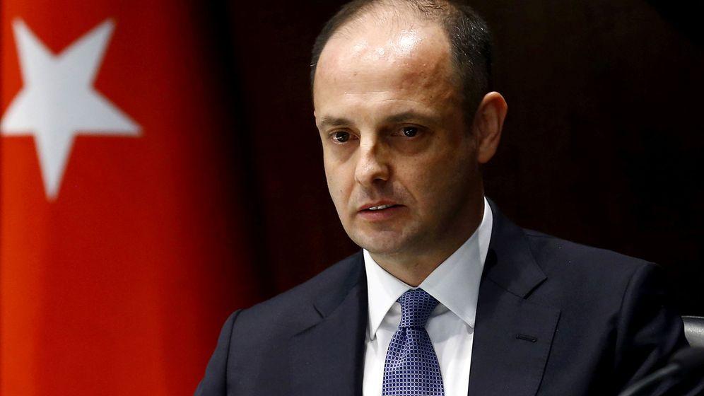 Foto: Murat Cetinkaya, ex gobernador del banco central de Turquía. (Reuters)