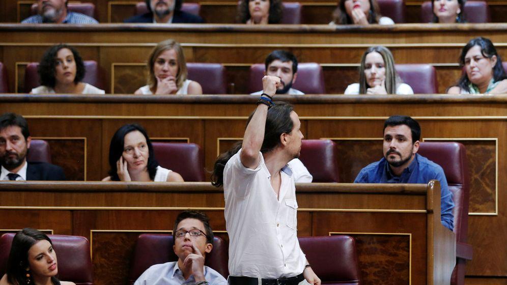 Foto: Pablo Iglesias, líder de Podemos. (Reuters)
