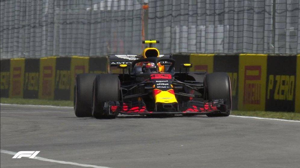 Fórmula 1: Mercedes se esconde en Canadá: Verstappen marcó el mejor ...